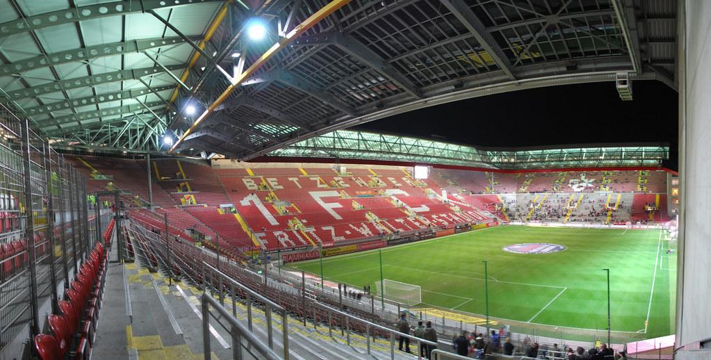 New Hd Wallpaper Com Panoramabild Fritz Walter Stadion Beim Spiel 1 Fc