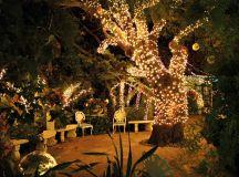 The Secret Garden, Mill Rose Inn, Half Moon Bay, Californi ...