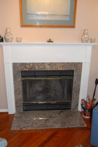 Granite fireplace hearth and surround | Jonathan Bein | Flickr