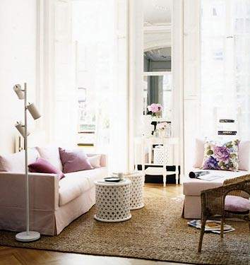 Domino Cheap  Chic Living Room  bedrooms living room on