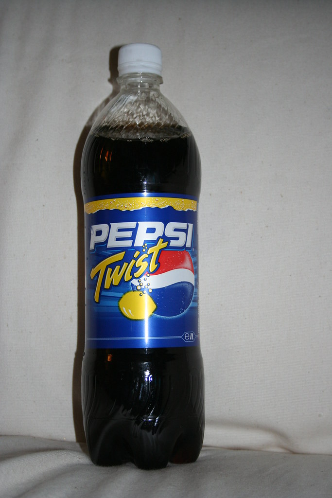 Pepsi Twist  pepsi with a lemon twist  Like_the_Grand