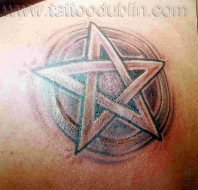 20 Cool Pentagram Tattoos Ideas And Designs