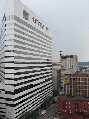 Macys Headquarters Building In Downtown Cincinnati