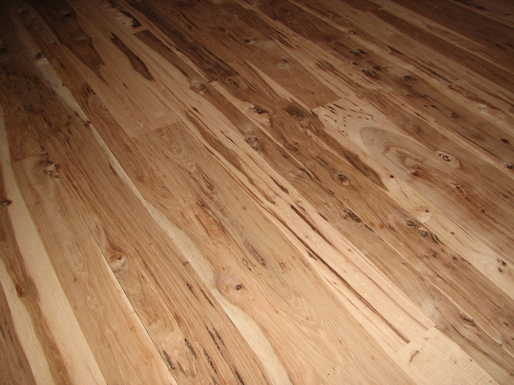Ozark Hickory Flooring UNFINISHED  The worlds finest and
