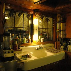 Sink For Kitchen Green Rugs The Sink, Mill Rose Inn's Cozy Kitchen, Half Moon ...