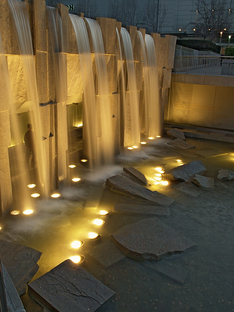Martin Luther King Jr Memorial  Yerba Buena Gardens Sa