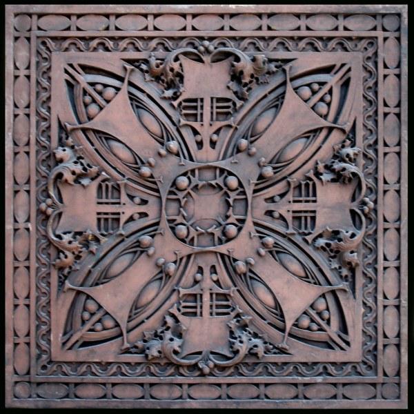 Louis Sullivan Architectural Detail Art Institute