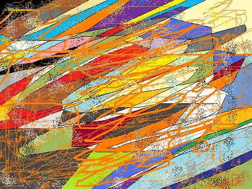 online abstract art