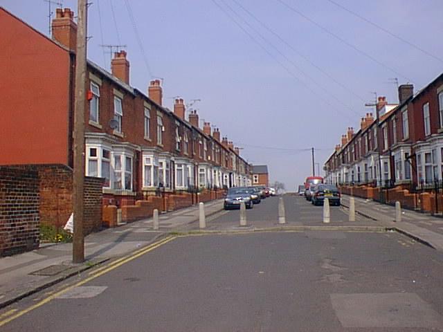Sheffield  Low Class Residential Inner City  IGCSE