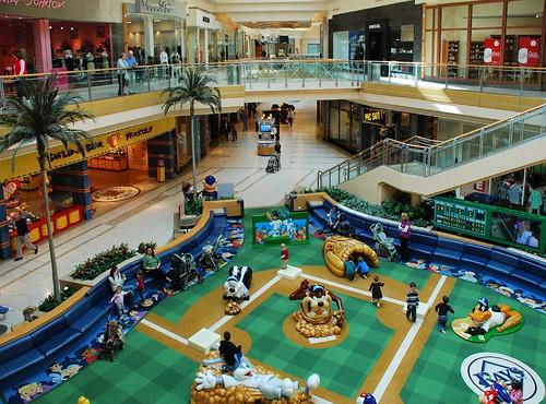 Tampa International Plaza Map