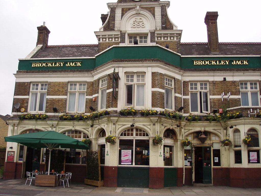 Brockley Jack Brockley SE4  Also a theatre which has