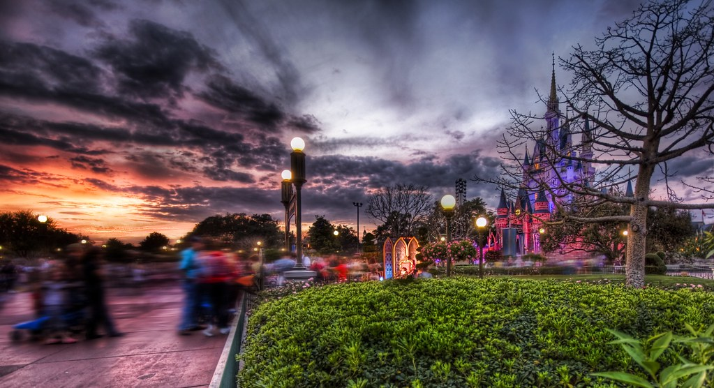 3d Wallpaper For My Pc From The Gates Of Hell To The Sunsets Of Disneyworld Flickr