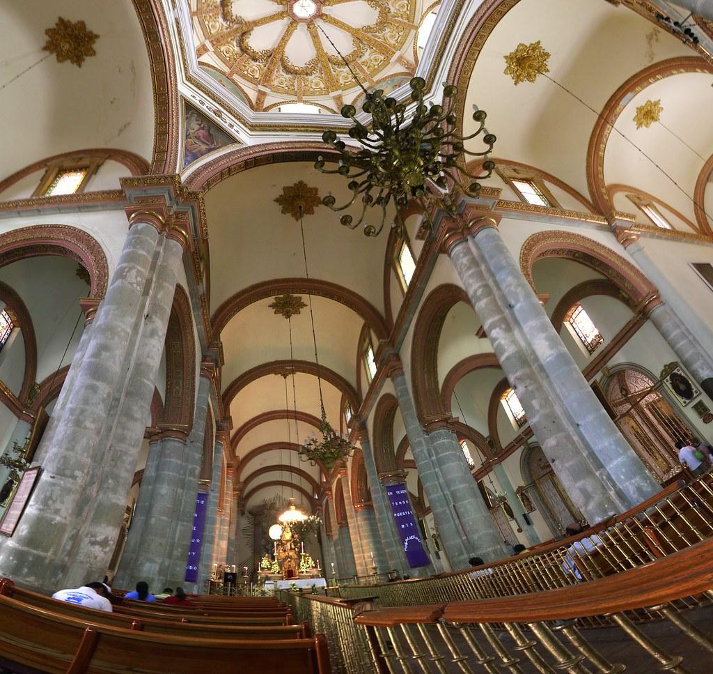 El interior de la Catedral de Nuestra Seora de la Asunci