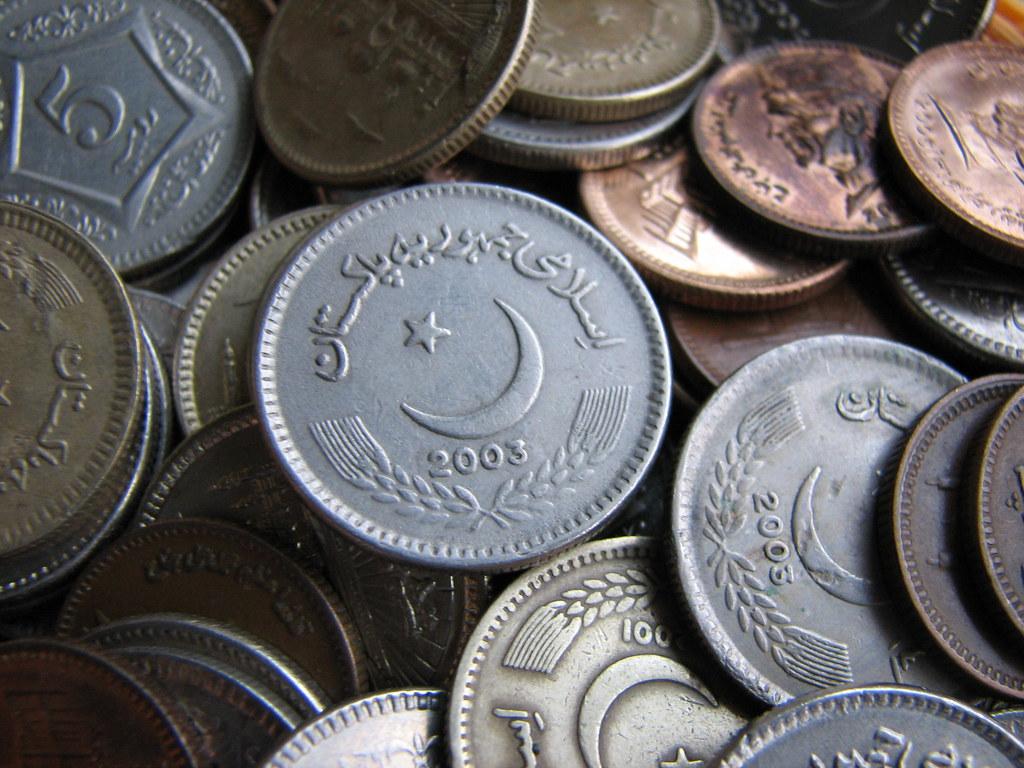 Pakistani Coins