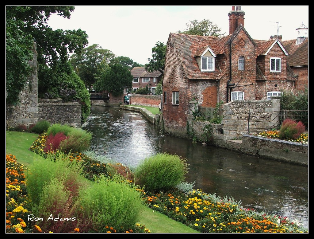 Peaceful Canterbury England  September 20th 2007  Flickr