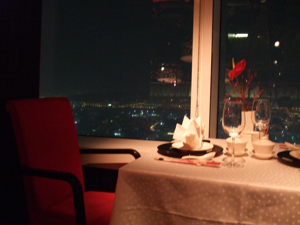 Taipei ShinYen 101 | 欣葉101食藝軒餐廳,位於臺北101大樓的85樓,用餐還可以鳥瞰臺北夜景,相當… | Flickr