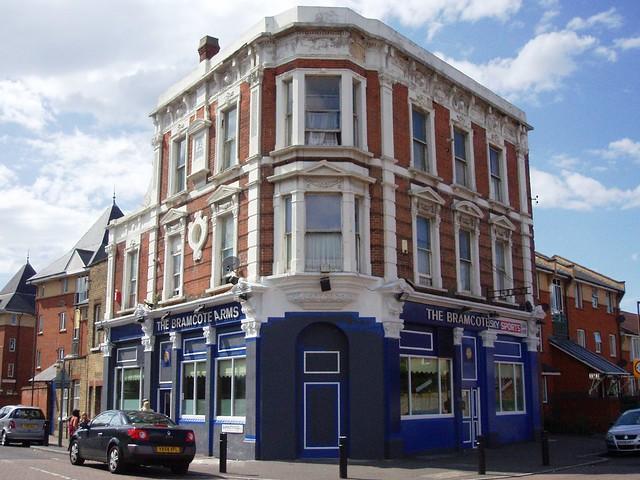 Bramcote Arms Bermondsey SE16 A Locals Pub In South