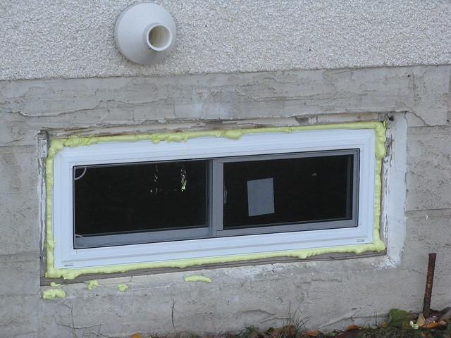 Basement Window Installation 019  Flickr  Photo Sharing