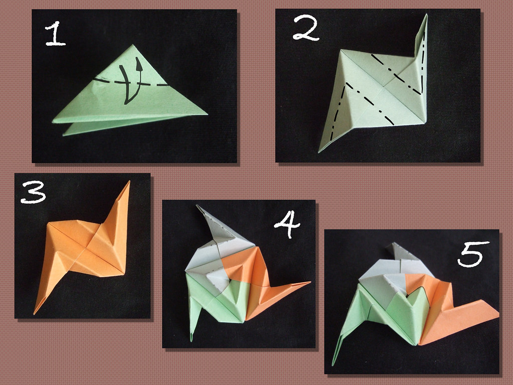 cool modular origami diagram 2009 toyota corolla audio wiring sunken sonobe well it 39s a long time ago since i showed