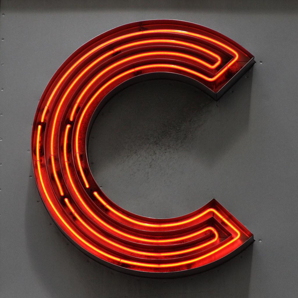 letter C | New York City. USA | Leo Reynolds | Flickr