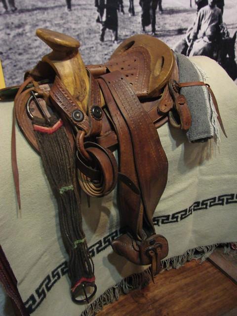 Montura revolucionaria  Mexican revolution saddle  Flickr
