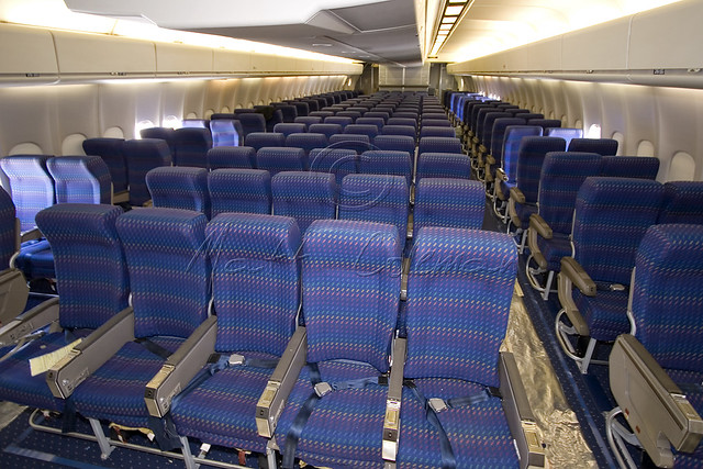 World Airways  McDonnell Douglas DC1030 N138WA  Cabi