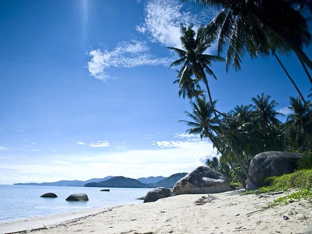 Malaysia Penang Beautiful Beach Explored  Penang