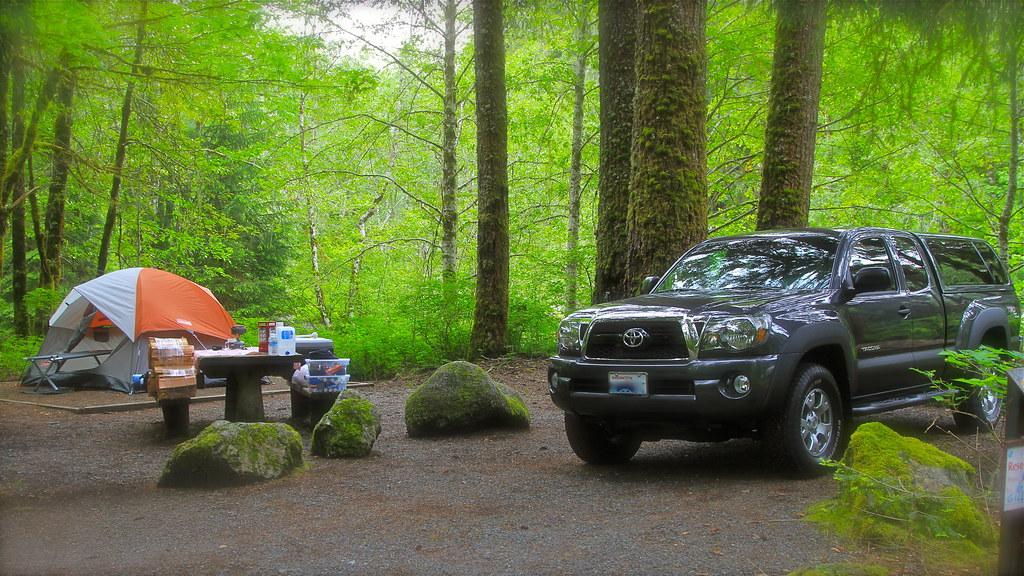 Red Bridge Campground Snohomish County WA  It always rai  Flickr
