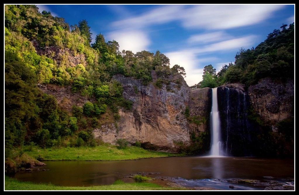 Falls Wallpaper Waterfall Hunua Falls Quot The Hunua Ranges Frame The Region S