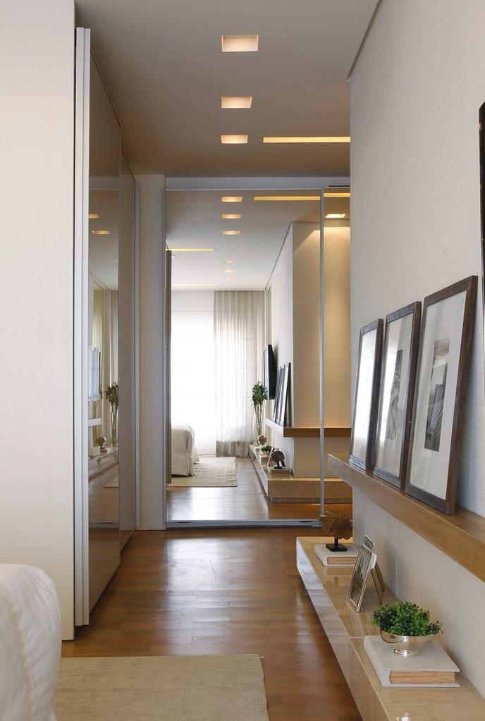 Fotografia do apartamento decorado Design Campo Belo So