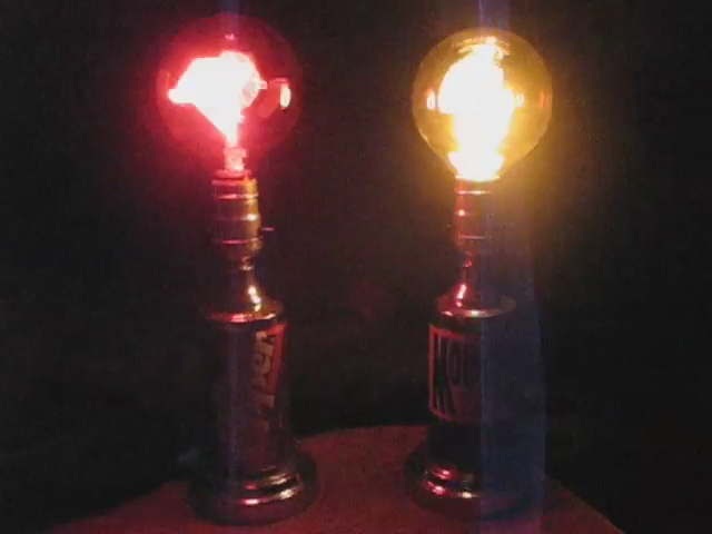 Balafire Flicker Bulbs 1  These are my new Dr Pepper