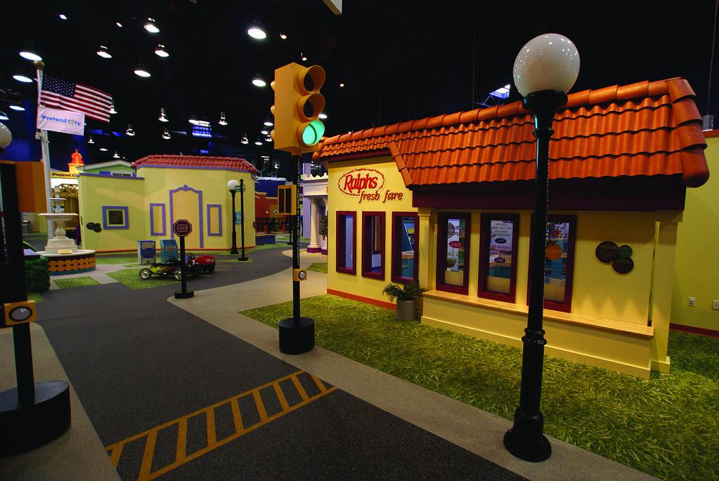 Pretend City Childrens Museum of Orange County Irvine C