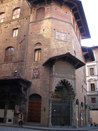 Palazzo dell'Arte dei Beccai. ViajerosAlBlog.com.