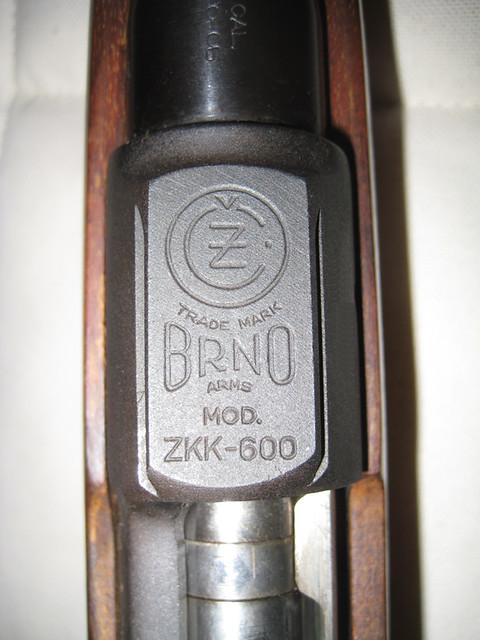 BRNO ZKK600  BRNO ZKK600 in 3006 Standard walnut