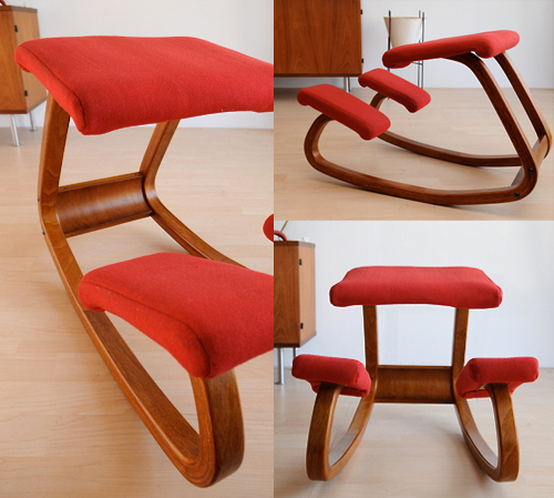 Kneeling Desk Chair