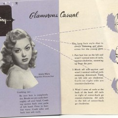 Vintage Pin Curls Diagram Honeywell Notifier Nfs 320 Wiring Pin-curl   Aya Smith Flickr
