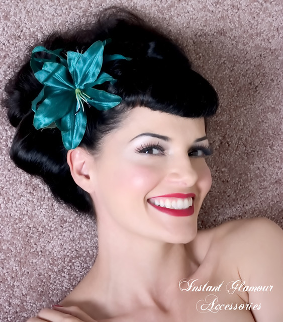 Pin Up Hairstyles For Weddings