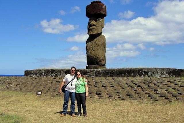 Ilha de Pscoa  Easter Island  A ilha de Pscoa  uma