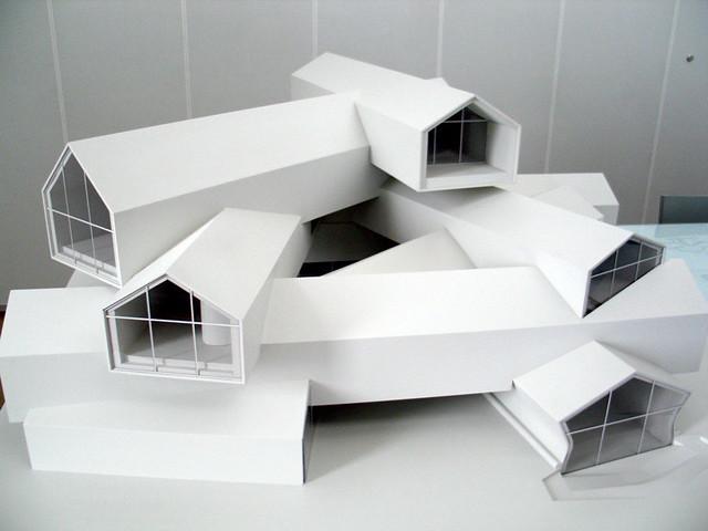 Vitra Haus La Maqueta Inthesitymad Flickr