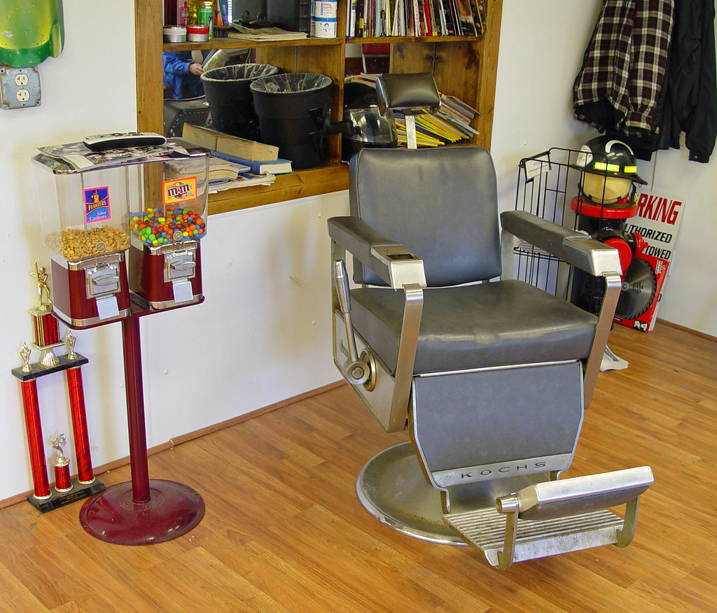 mobile barber chair banquet tables and chairs suppliers springfield il beggs shop 8 of 9 this 1962