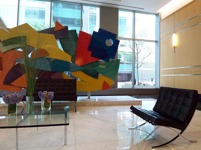 cool chairs grandma rocking chair starbucks chicago corporate office | lobby. nice barcel… flickr