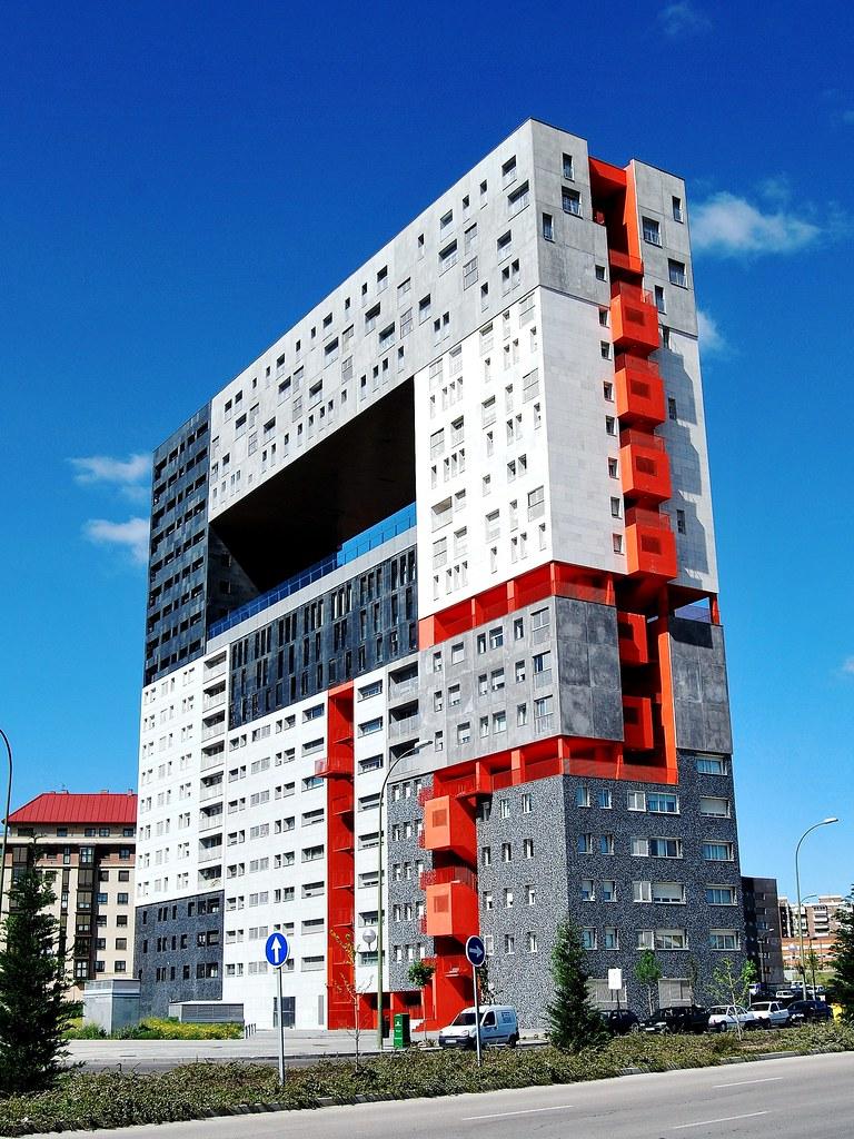 19 Edificio Mirador EMVS MVRDV y B LLe 1330  Edificio M  Flickr