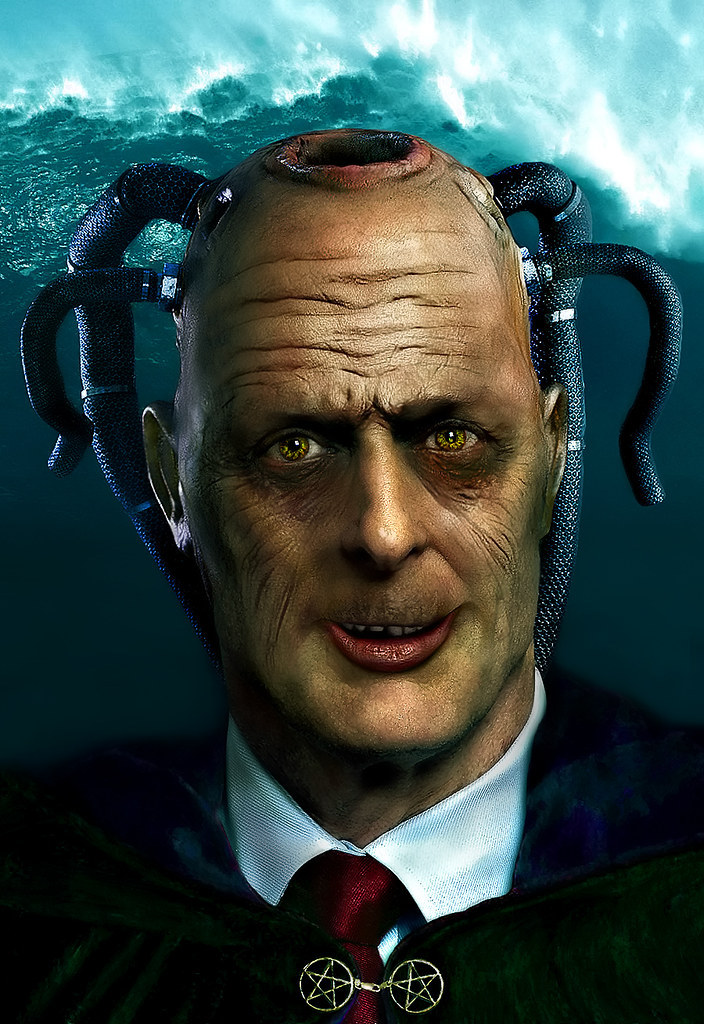 Henry Paulson  Pumphead for Bailout  More of my Creative