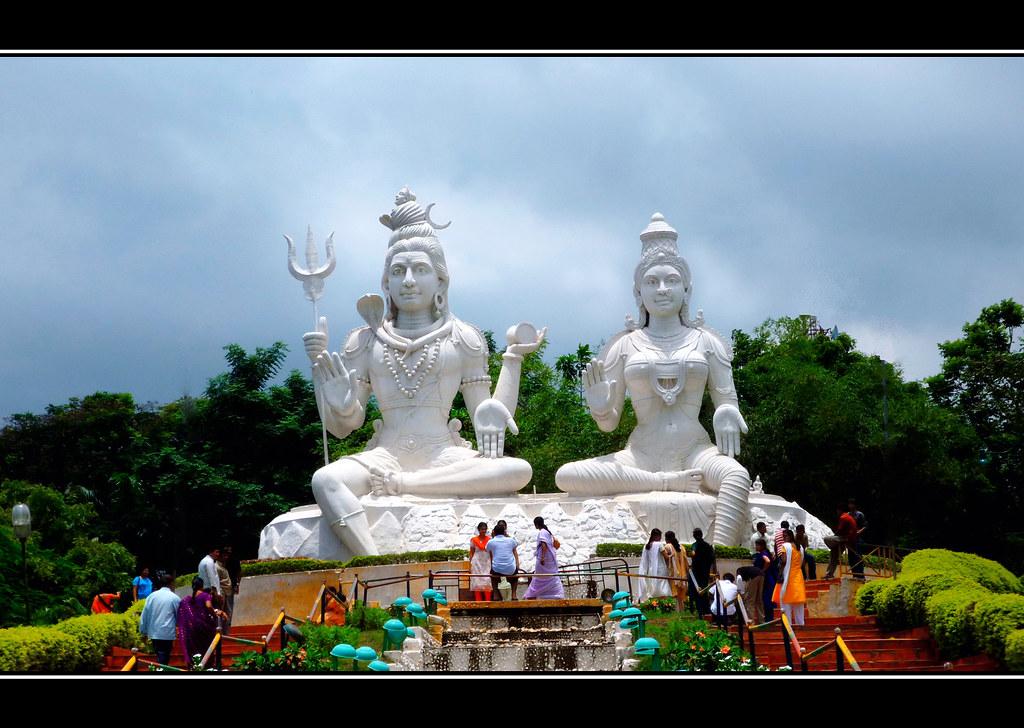 Terminator Hd Wallpaper Gods On Kailash Hill Lord Siva Aka Shiva And Wife