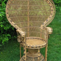 Rattan Or Wicker Chairs Hooker Office Chair Morticia Addams Family - 6044 | Family… Flickr