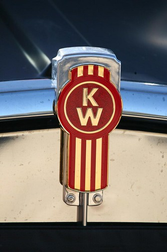 Kenworth Truck Logo Alice Springs Show Central Australia