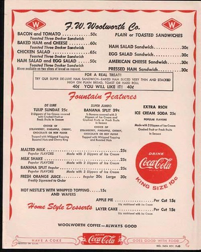 Lunch Menu Old Chicago