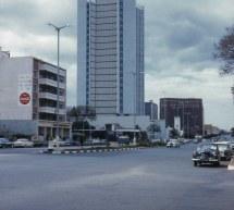 Rhodesia Salisbury Zimbabwe Harare - Jameson Avenu