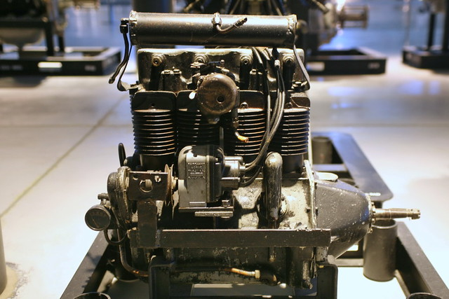 HeathHenderson B4 InLine 4 1928  The Heath Airplane Com  Flickr