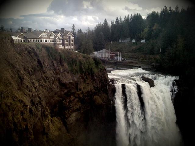 Snoqualmie Falls Wallpaper The Great Northern Hotel Twin Peaks Snoqualmie Falls Wa